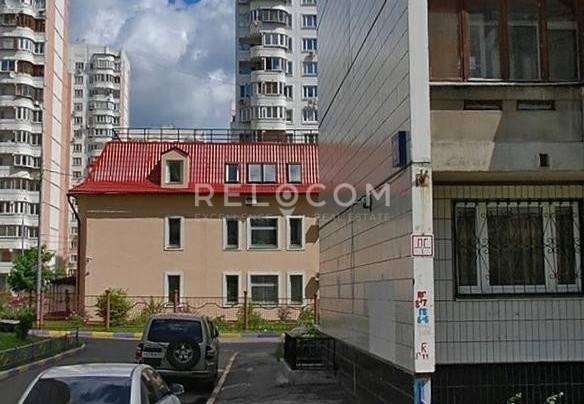 Административное здание Кедрова 21к1