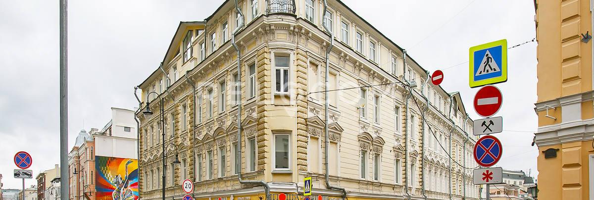 Административное здание Большая Дмитровка 12