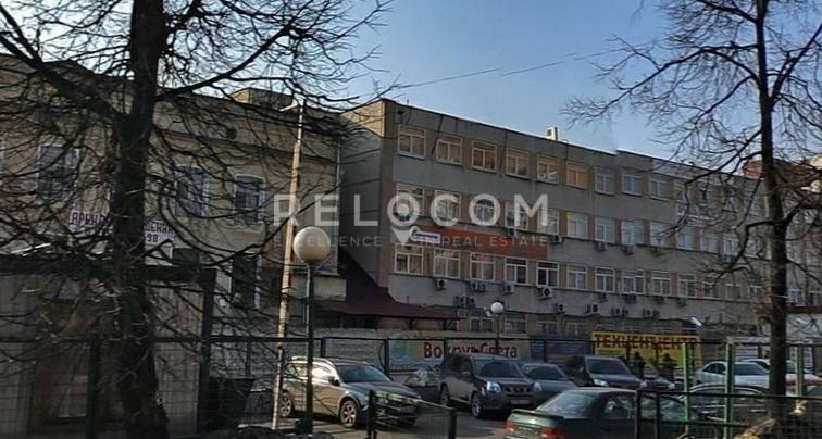Административное здание 3-я Парковая ул. 41А, стр. 3.