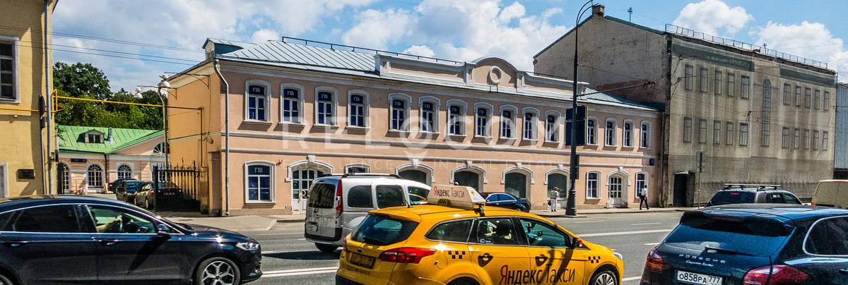 Административное здание Проспект Мира 12 стр 9