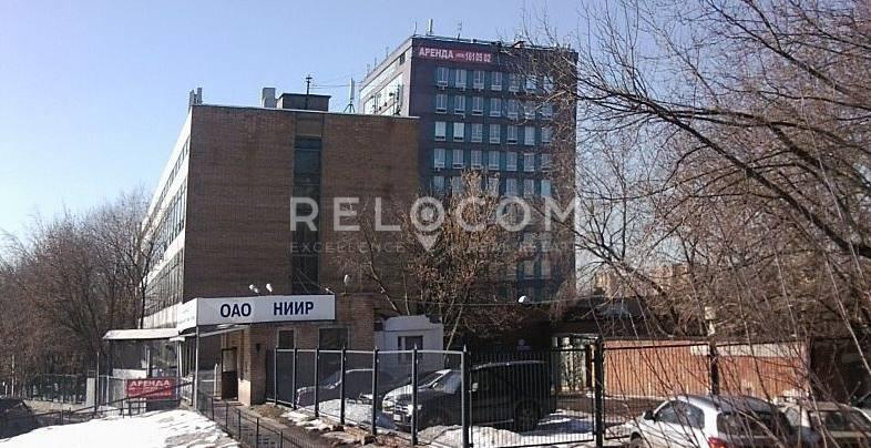 Административное здание Краснобогатырская ул. 42, стр. 1.