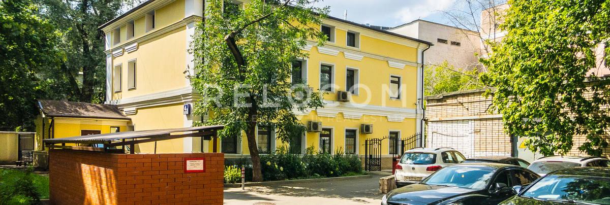 Административное здание Карманицкий 4с2