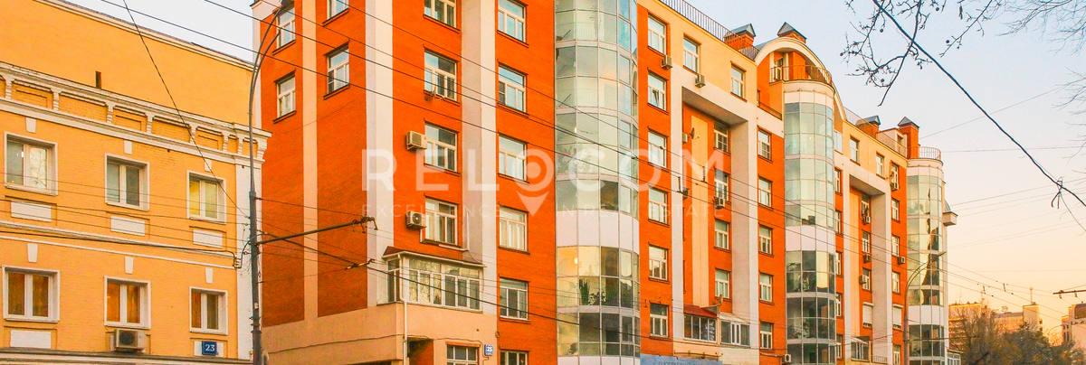Жилой дом Воронцовская 25