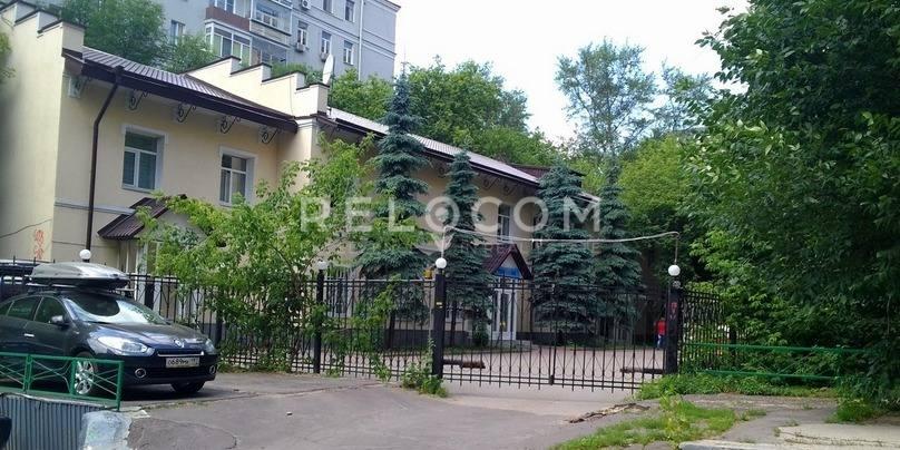 Административное здание Гончарная ул. 38, стр. 2.