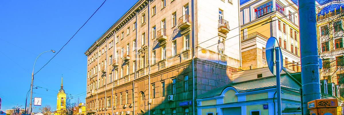 Жилой дом Большая Полянка ул. 41, cтр. 1.