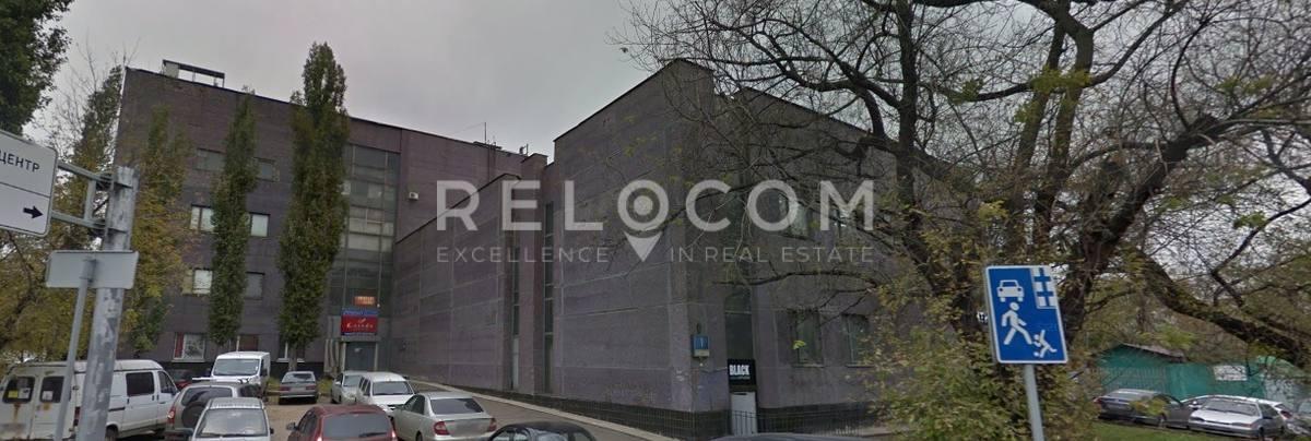 Административное здание Люблинская ул. 1, стр. 1.