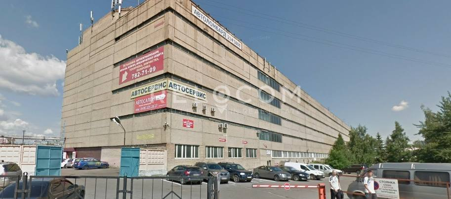 Административное здание Кетчерская ул. 13.