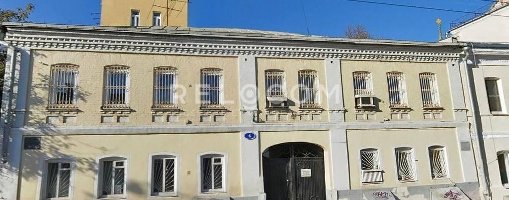 Административное здание Верхняя Радищевская ул. 6, стр. 1.