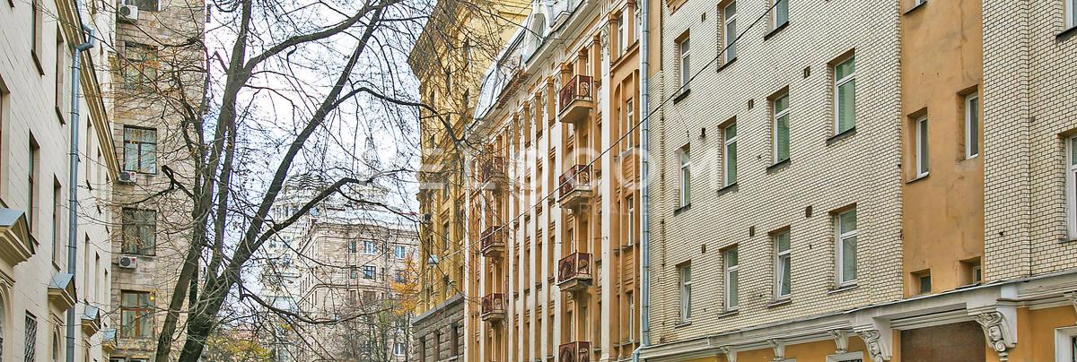 Административное здание Ермолаевский