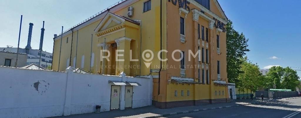 Административное здание Ленинская Слобода ул. 19, корп. 2.