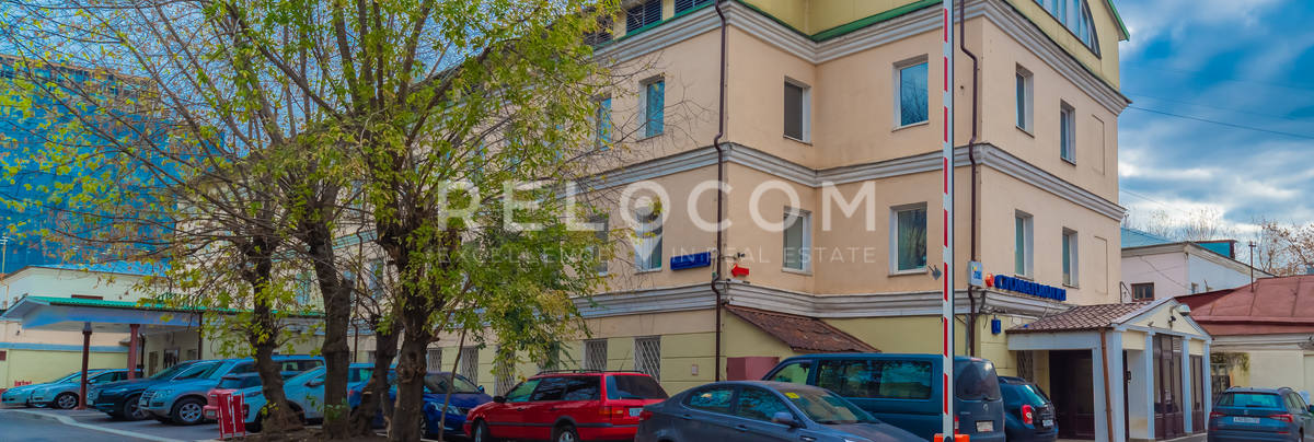 Административное здание Тессинский пер. 5.