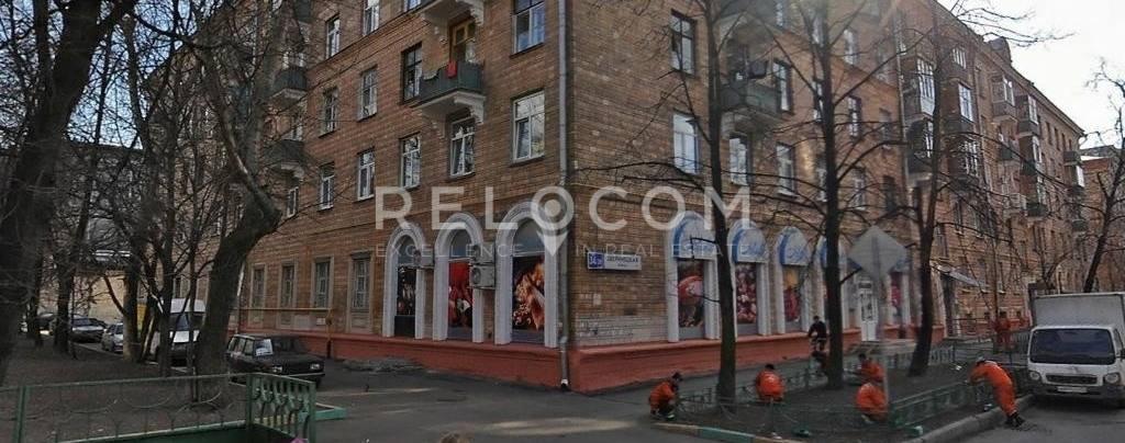 Жилой дом Зверинецкая ул. 34.