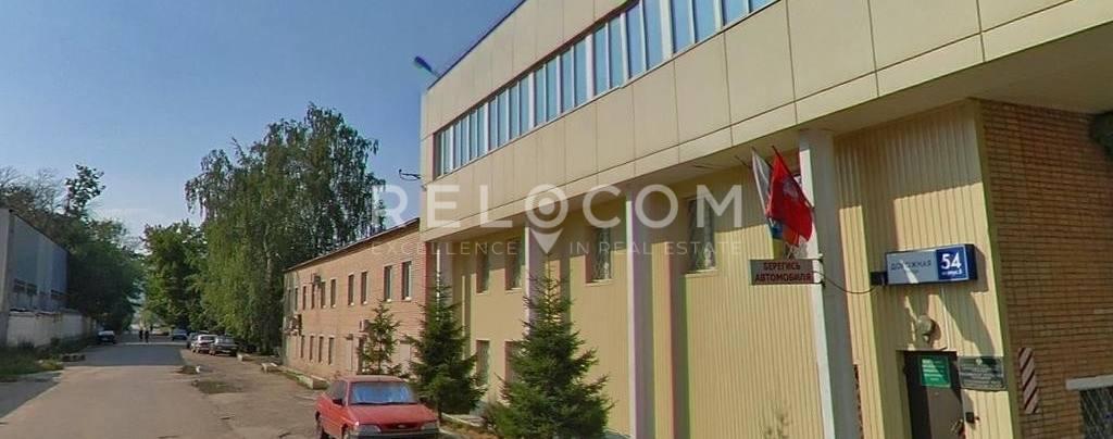Административное здание Дорожная ул. 54, корп. 5.