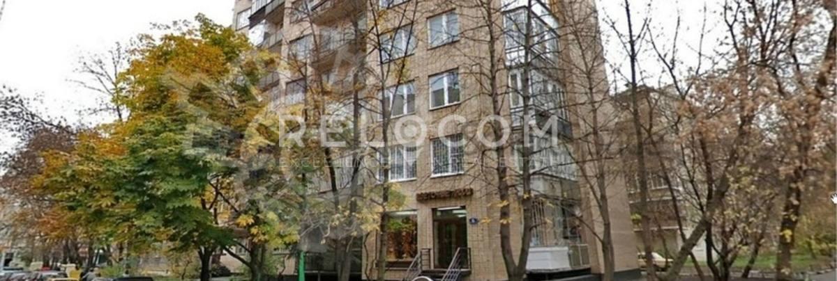 Жилой дом Спиридоньевский 6