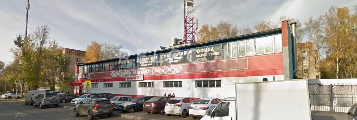 Административное здание Спортивный пр-д 5.