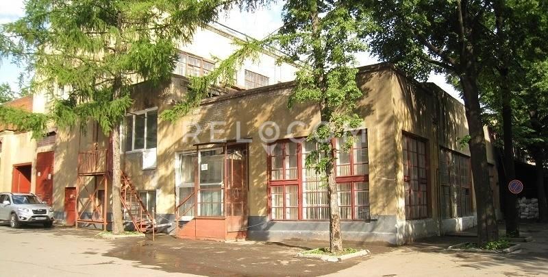 Офисно-складской центр Шарикоподшипниковская ул., 4, кор. 4,