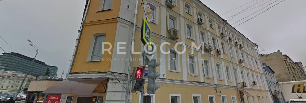 Административное здание 1-я Брестская ул. 66.