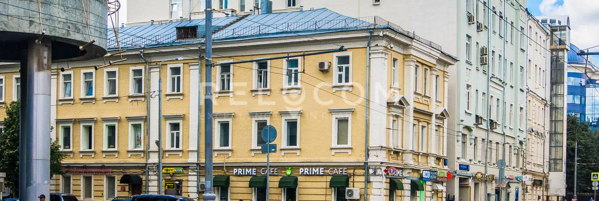 Жилой дом Новослободская 31
