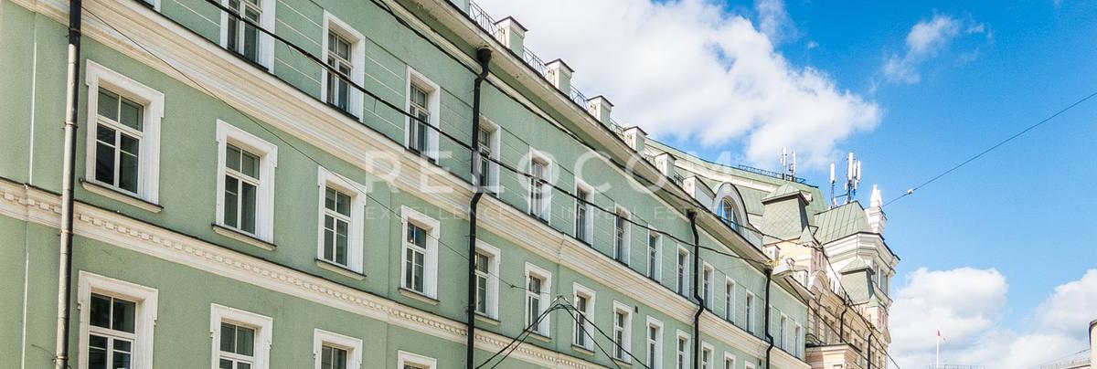 Административное здание Дмитровский 9