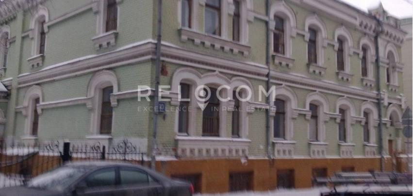 Административное здание Большой Предтеченский пер., 10с1