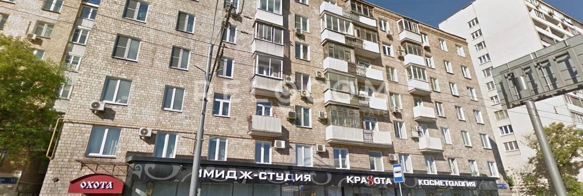 Жилой дом Ленинградский пр-т 33, корп. 5.
