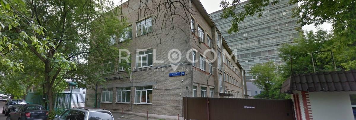 Административное здание Окружной пр-д 30А.