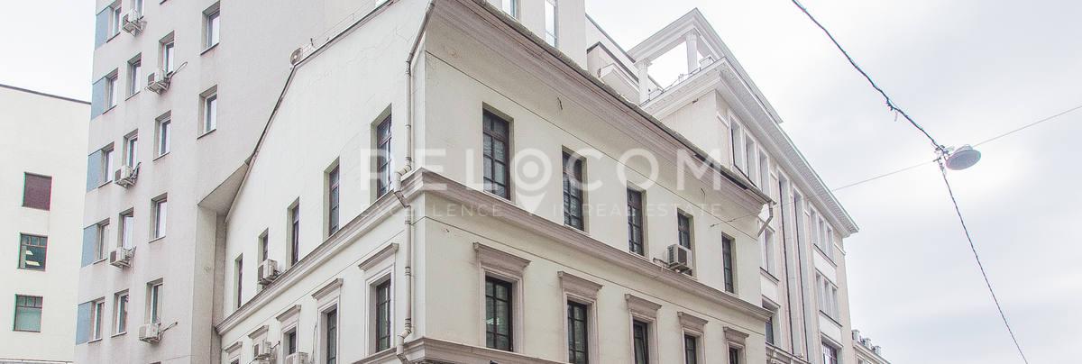 Административное здание Милютинский переулок 2