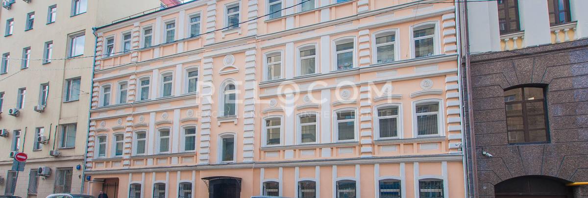 Административное здание Каретный 21