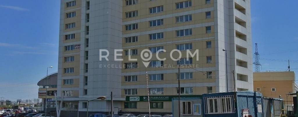 Административное здание Бибиревская 10 корп 1