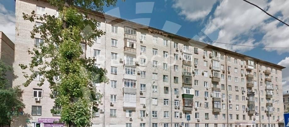 Жилой дом Ломоносовский п-т 4, корп. 2.