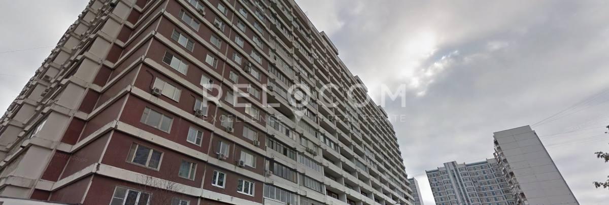Жилой дом Рублёвское шоссе 36, корп. 1.