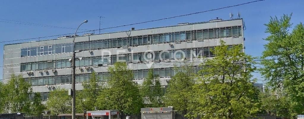 Административное здание Электролитный пр-д 9, корп. 1.