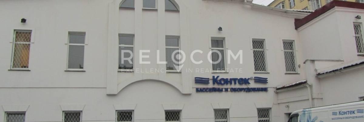 Административное здание Комсомольский п-т 3, стр. 3.