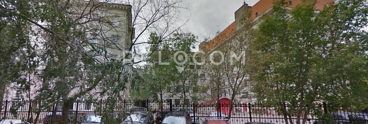 Административное здание Народного Ополчения ул. 38, корп. 3.