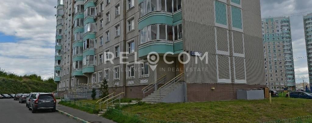 Жилой дом Рождественская ул. 21, корп. 4.
