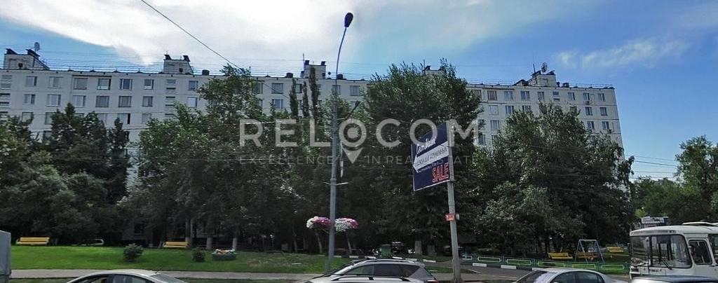 Жилой дом Севастопольский пр-т 51, корп. 2.