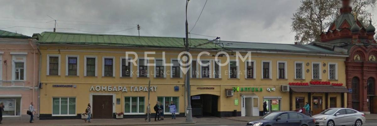 Административное здание Сергия Радонежского ул. 23-25, стр. 1.
