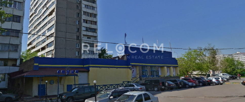 Административное здание Сталеваров ул. 14, стр. 1.