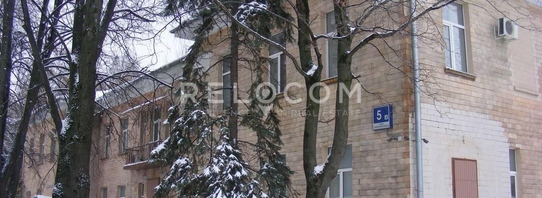 Административное здание Габричевского ул. 5, корп. 4.