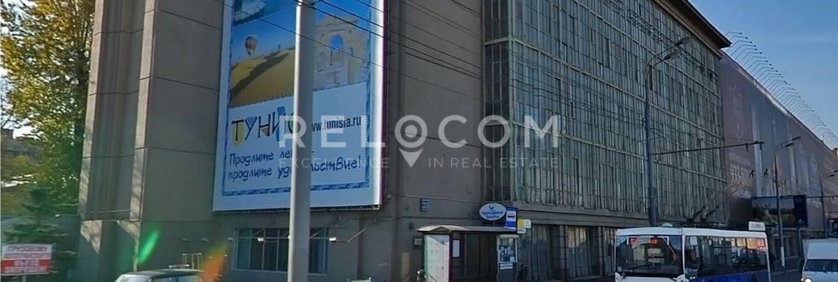 Административное здание Автозаводская 23 к7