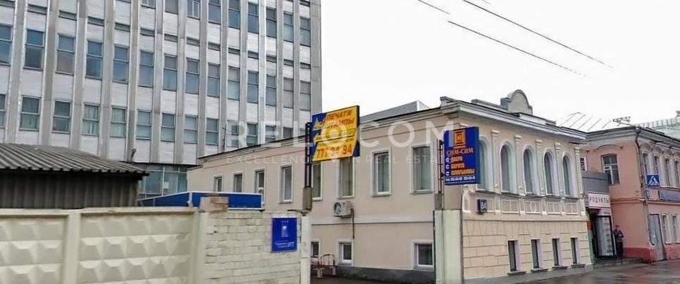 Особняк Бакунинская ул. 84.