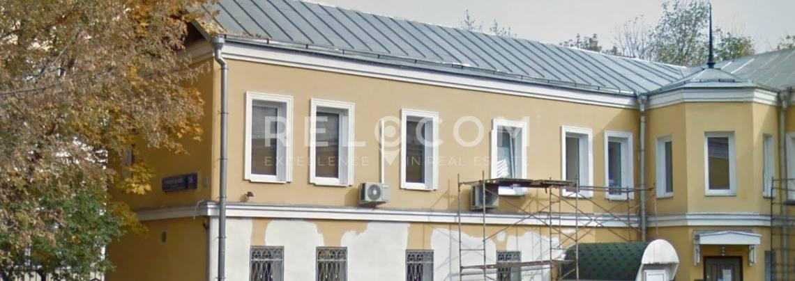 Административное здание 1й Коптельский пер. 18, стр. 2.